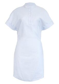 RtA Leigh Cotton Poplin Shirtdress
