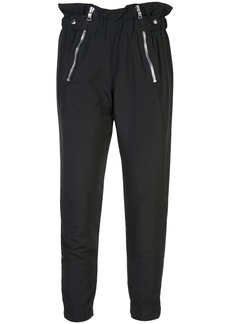 RtA Leon high-rise cropped trousers