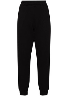 RtA logo-embroidered straight-leg track pants