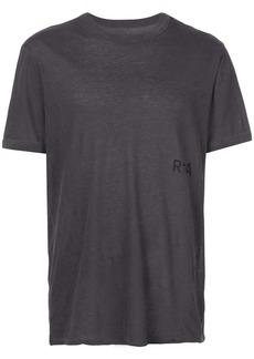 RtA logo print T-shirt