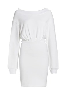 RtA Rachele Long-Sleeve Dress
