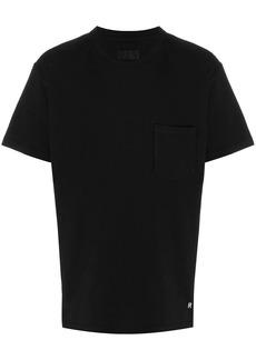 RtA rear logo print round neck T-shirt