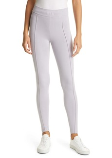 RtA Ciana Center Seam Cotton Blend Stirrup Pants