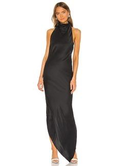 RtA Drew Halter Top Dress