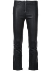 RtA flared cropped trousers