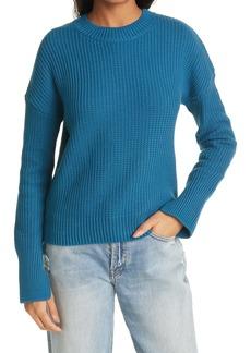 RtA Wilson Shaker Stitch Cotton Pullover