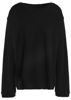 Rta Woman Cotton Sweater Black