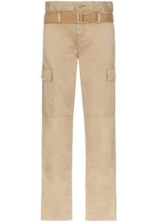 RtA Sallinger high-waist cargo trousers