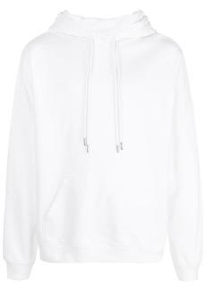 RtA side stripe detail drawstring hoodie