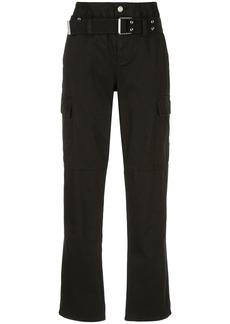 RtA straight-leg cargo trousers
