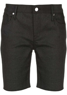 RtA tailored straight fit shorts