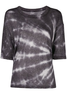 RtA tie-dye short sleeve top