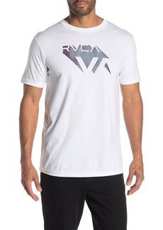 RVCA 3D Logo T-Shirt