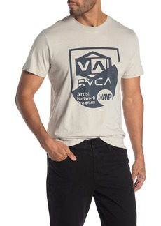 RVCA All In Graphic Logo T-Shirt