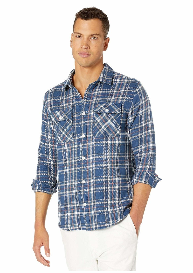 RVCA Avett Flannel Long Sleeve