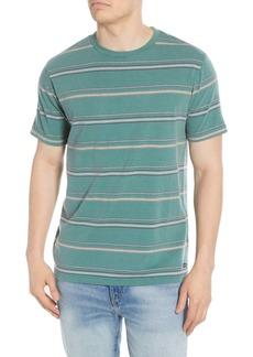 RVCA Avila Stripe T-Shirt