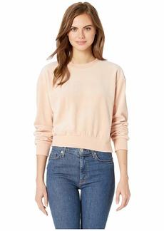 RVCA Babs Velour Fleece Sweater