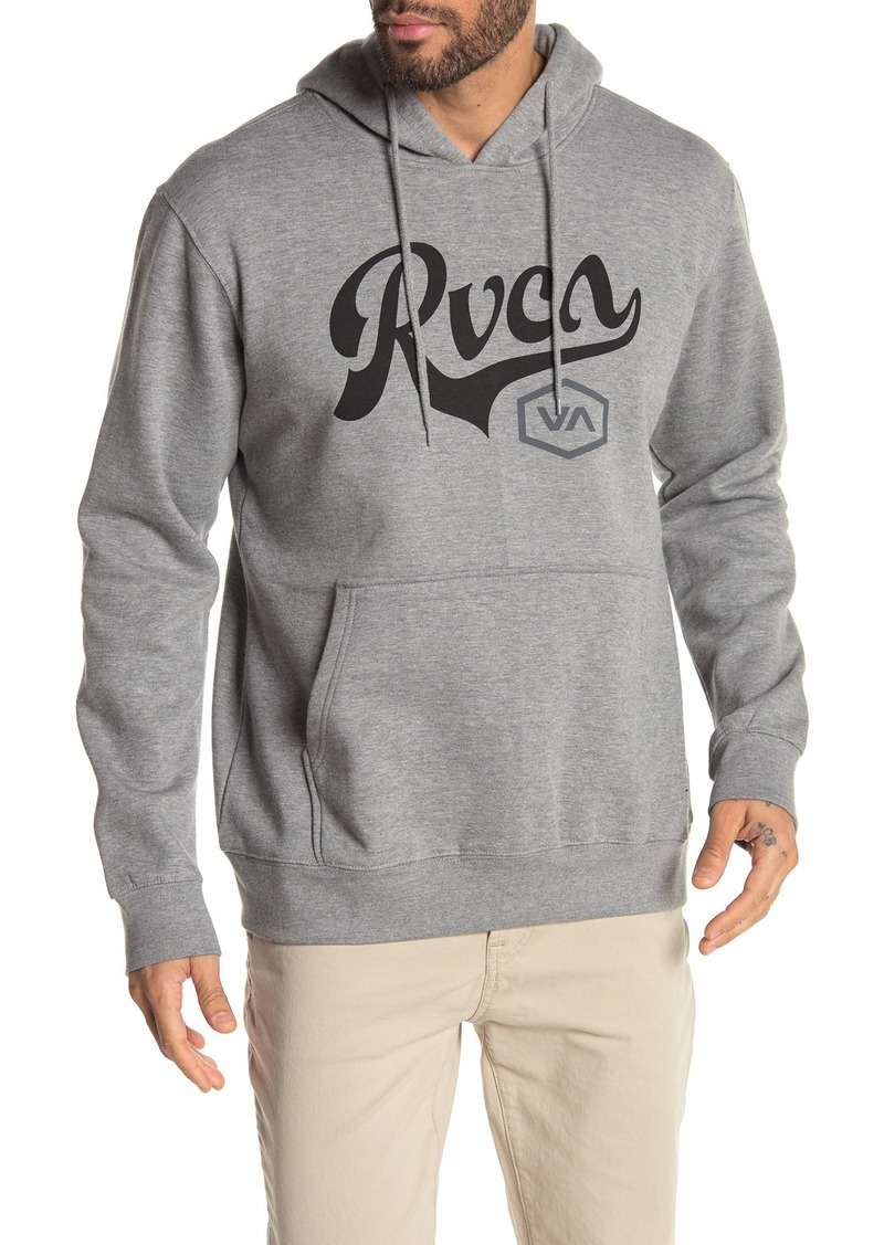 RVCA Backup Hex Pullover Hoodie