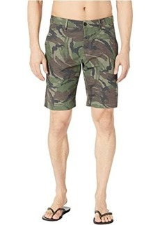 RVCA Balanced Hybrid Shorts