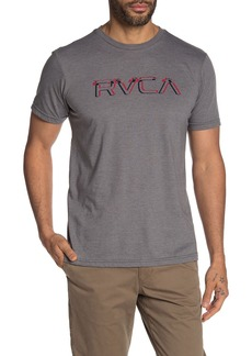 RVCA Big Glitch Graphic T-Shirt