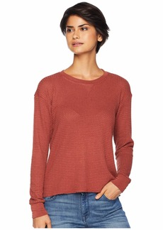 RVCA Cited Long Sleeve Thermal Top
