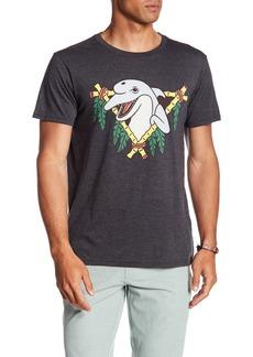 RVCA Dolphin Club Graphic Tee