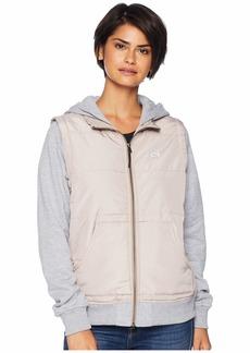 RVCA Eternal Quilted Fleece Jacket