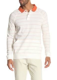 RVCA First Date Long Sleeve Polo
