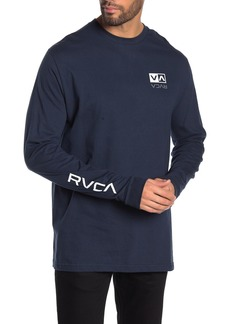 RVCA Flipped Box Long Sleeve T-Shirt