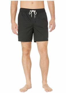 """RVCA Gerrard Elastic Shorts 17"""""""