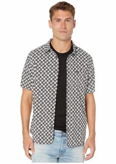 RVCA Greyscale Short Sleeve