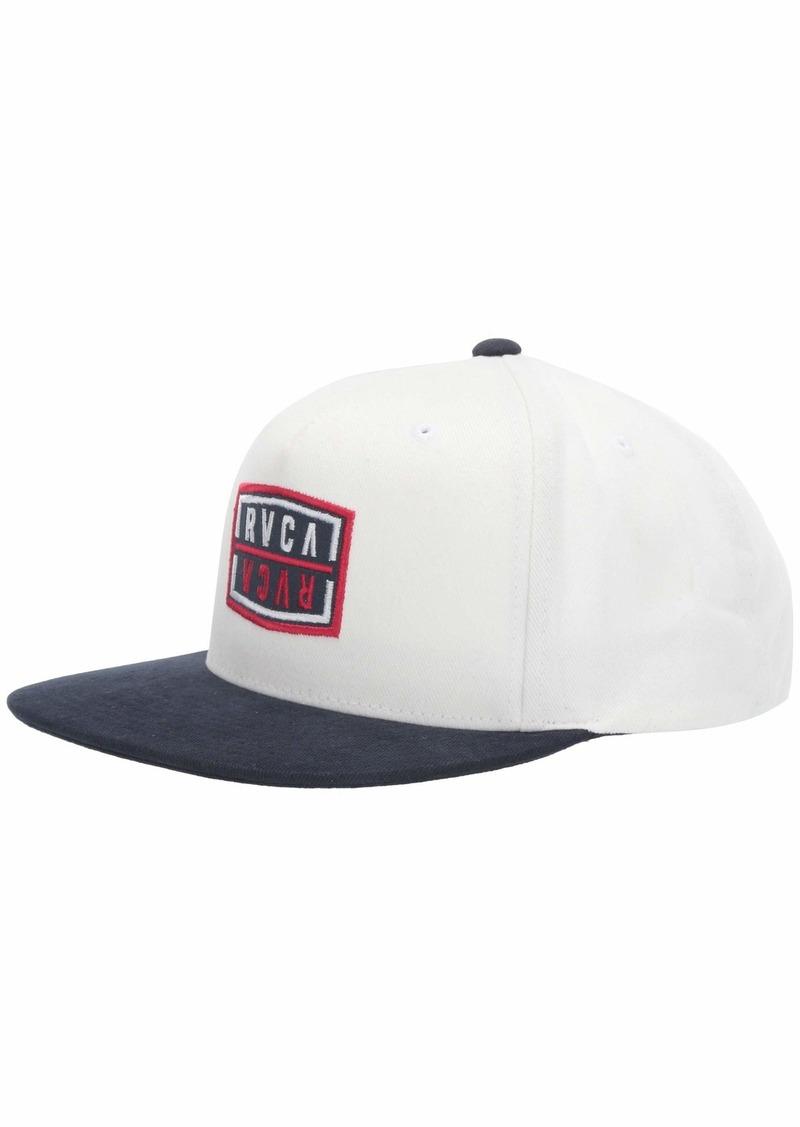 RVCA Hazard Snapback Hat