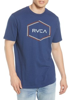RVCA Hexest Logo Graphic T-Shirt