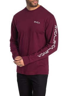 RVCA Lobitos Long Sleeve T-Shirt