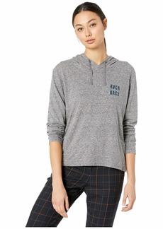RVCA Mirror Fleece Long Sleeve Pullover