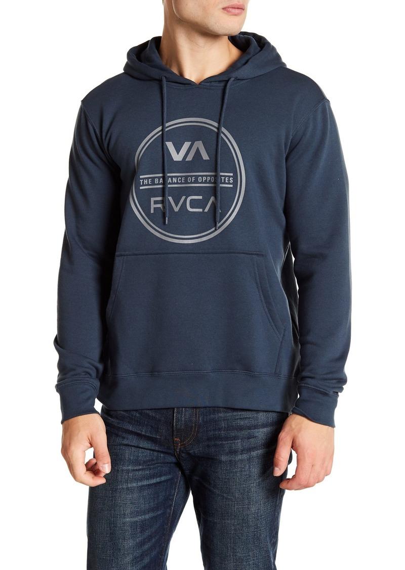 RVCA New Style Fleece Hoodie