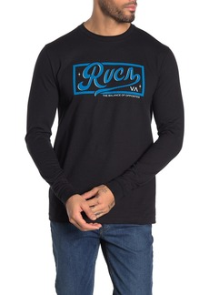 RVCA North Park Long Sleeve T-Shirt