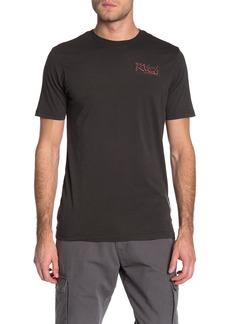 RVCA Offset Crew Neck T-Shirt