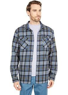 RVCA Operator Flannel Long Sleeve