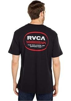 RVCA Oval Short Sleeve