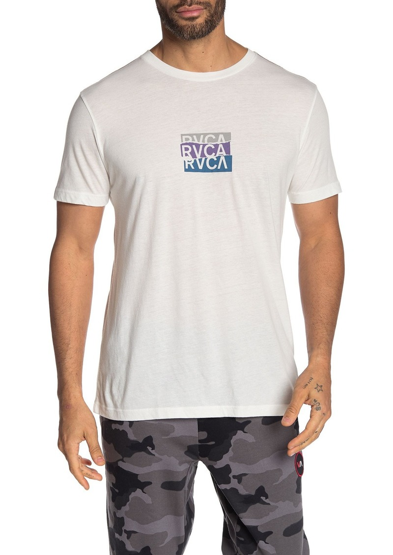 RVCA Overlap Graphic T-Shirt