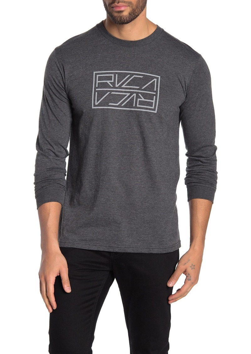 RVCA Reflector Long Sleeve T-Shirt