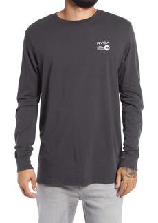 RVCA ANP Long Sleeve T-Shirt