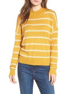 RVCA Armed Stripe Sweater