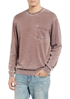 RVCA Barrel Pocket Sweatshirt