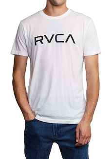 RVCA Big RVCA Logo T-Shirt