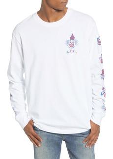 RVCA Big Top Long Sleeve T-Shirt
