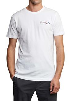RVCA Blind Motors Logo T-Shirt
