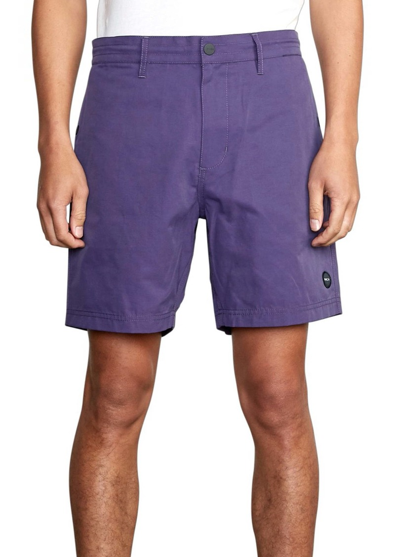 RVCA Cliffs Hybrid Swim Shorts
