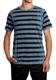 RVCA Copy Stripe Graphic T-Shirt